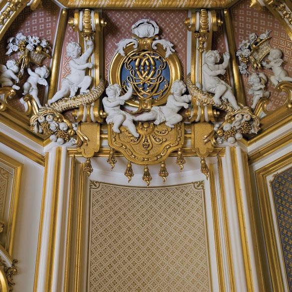Awesome Gold Room Lectures Accepted Students Harlaxton College Interior Design Ideas Pimpapslepicentreinfo