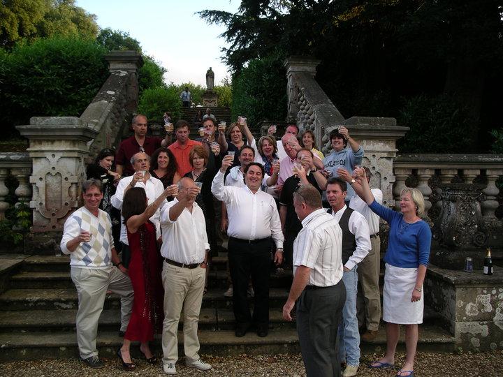 Harlaxton reunion, 2010